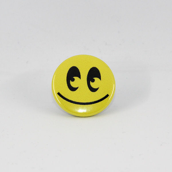 Button Smiley 25 mm