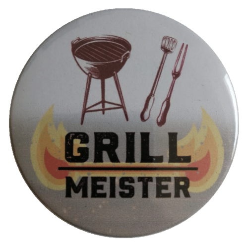 Grill-Meister Button